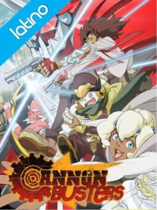 Cannon Busters Latino